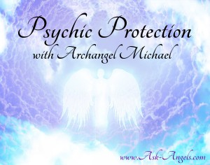 psychic protection angel course